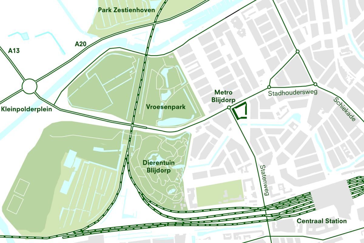 De Nijl Architecten - Dresselhuyshof