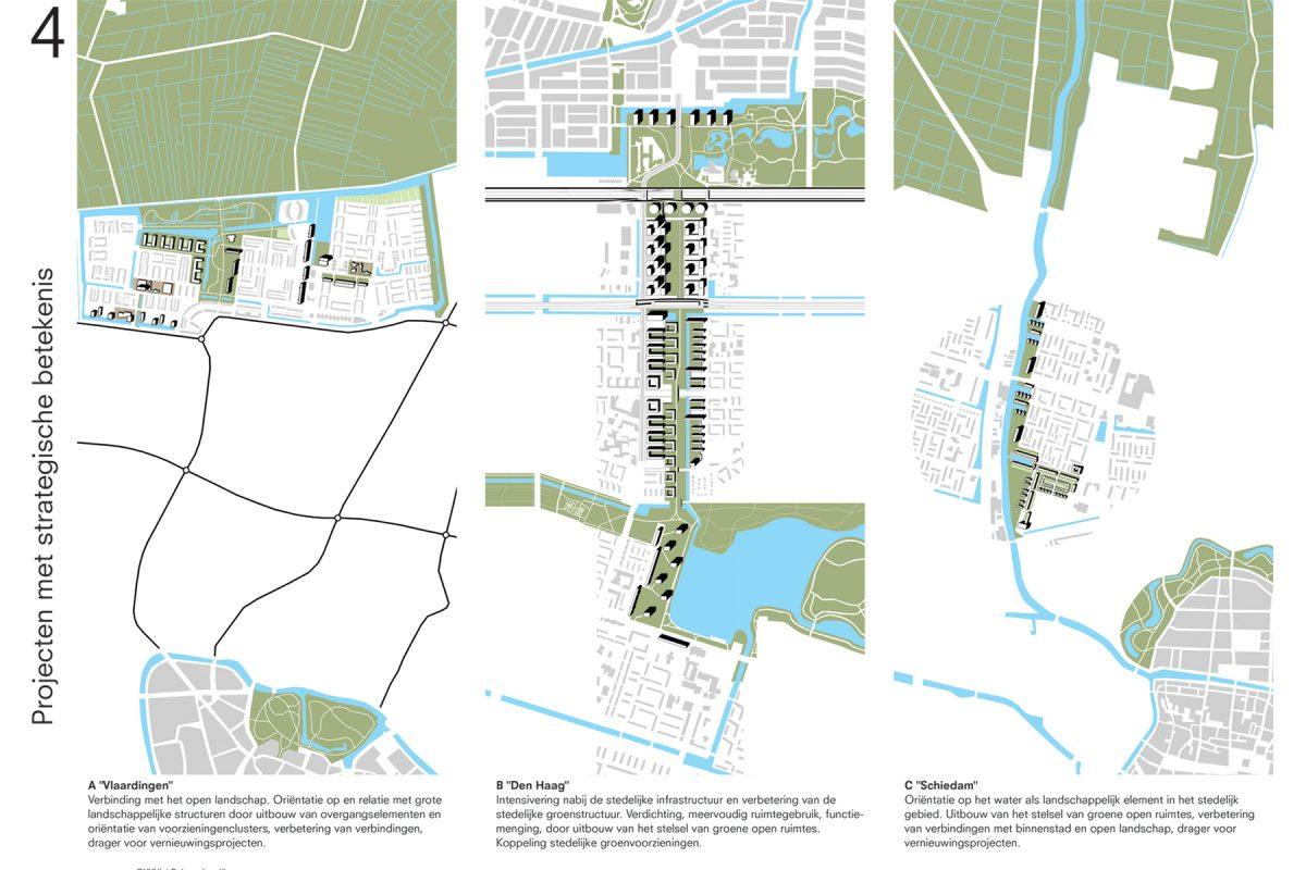 De Nijl Architecten - Buiten de wijk