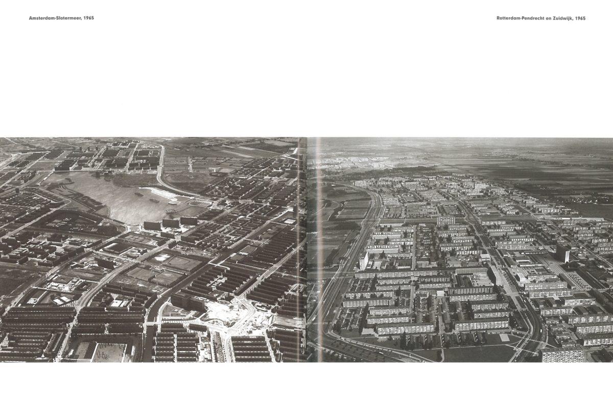 De Nijl Architecten - De naoorlogse stad, een hedendaagse ontwerpopgave