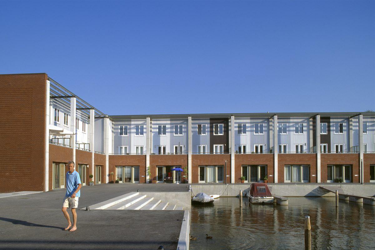 De Nijl Architecten - Voermanhaven Paddepoel