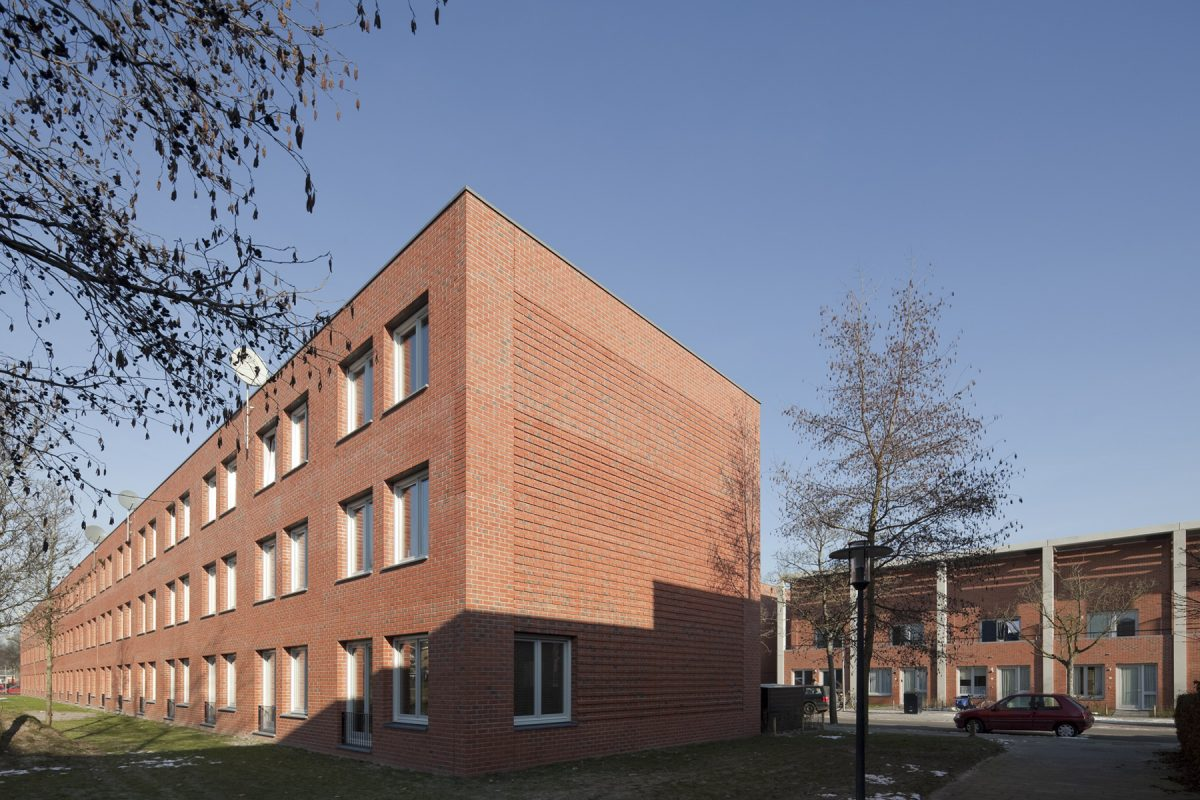 De Nijl Architecten - Woningbouw Da Costastraat