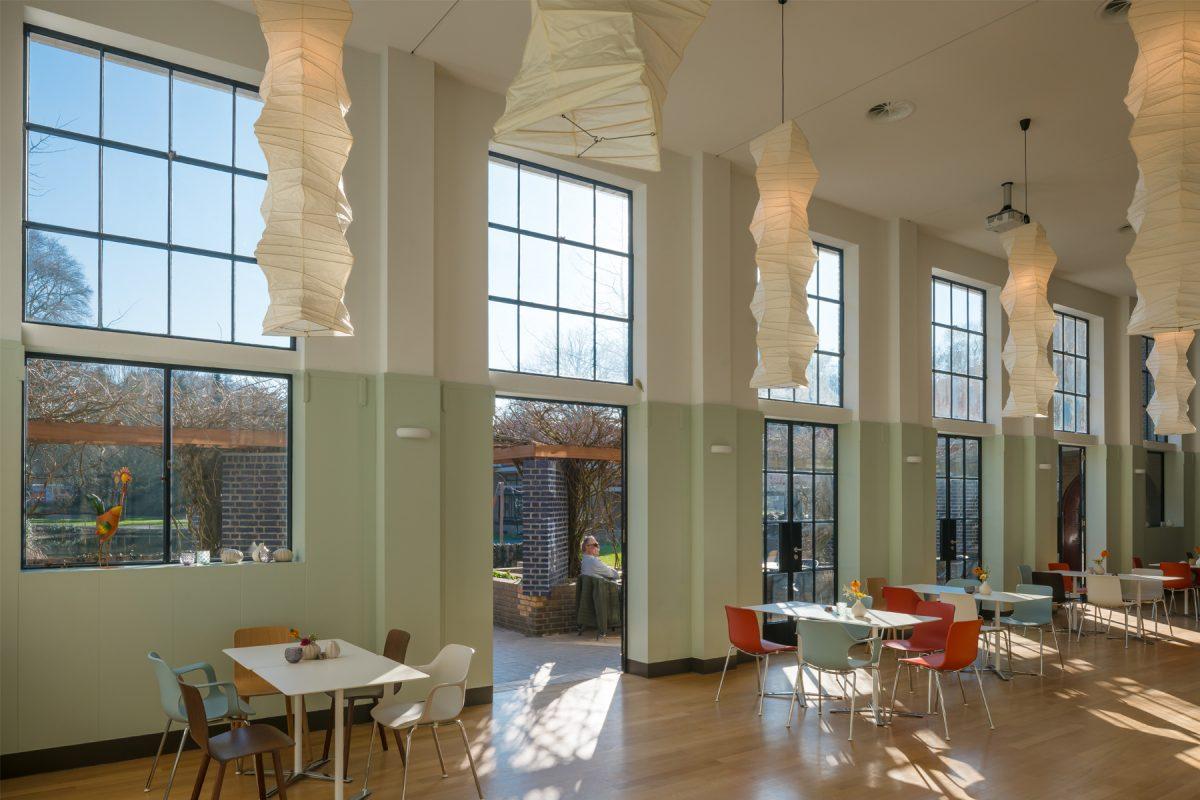 De Nijl Architecten - Zorgcentrum 's Heeren Loo