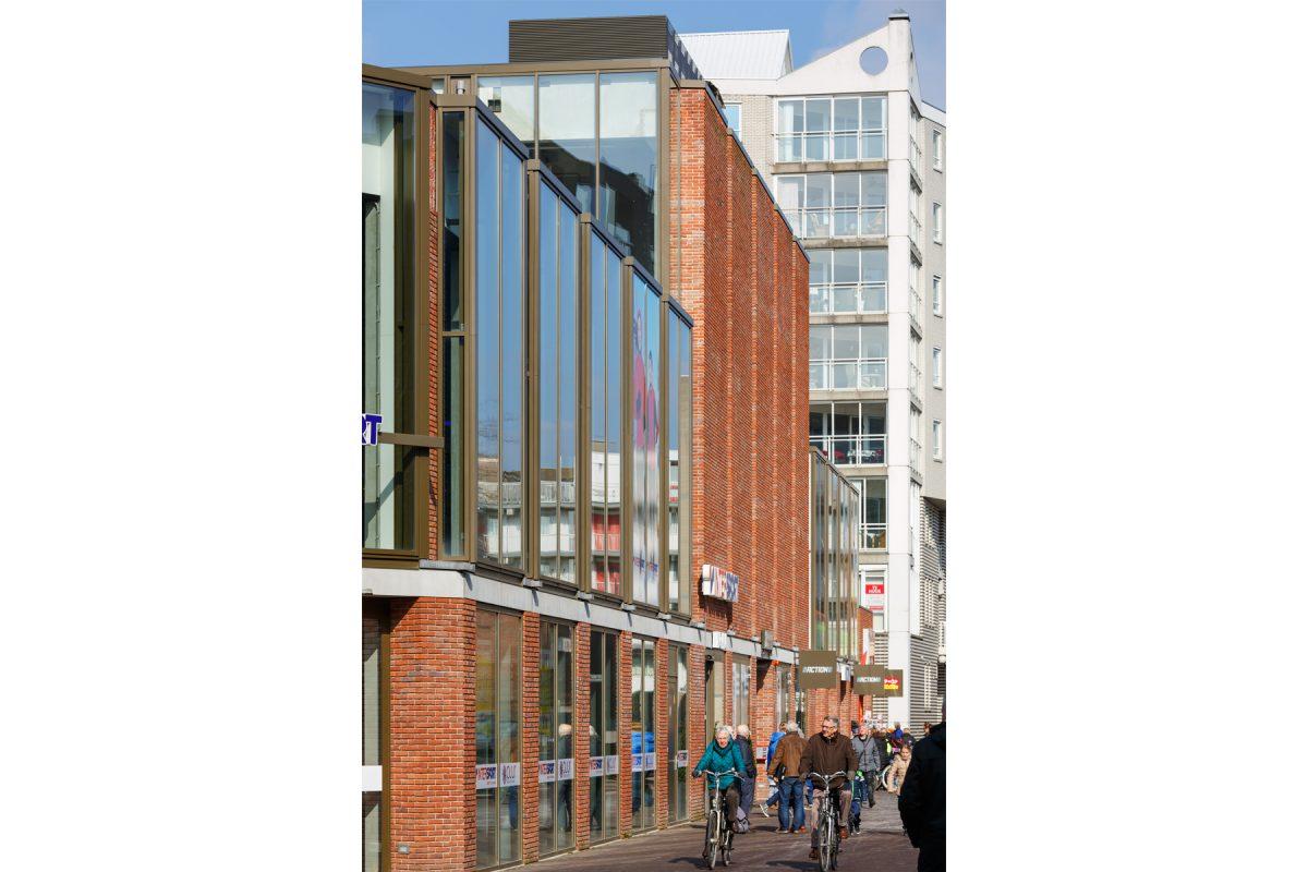 De Nijl Architecten - Winkelgebouw Westerstraat