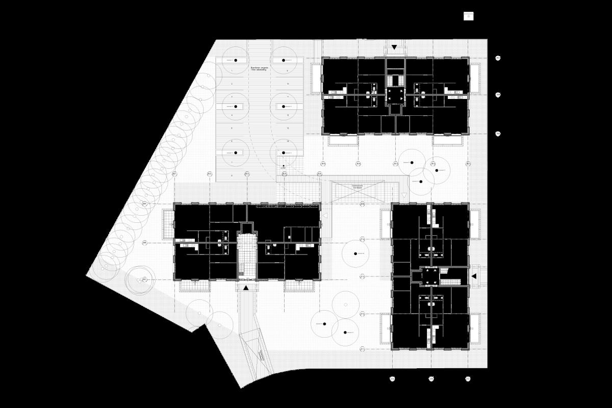 De Nijl Architecten - Vernieuwing Tuinwijk Stuivenberg