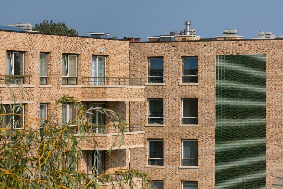 De Nijl Architecten - Woongebouwen Lode Zielenslaan