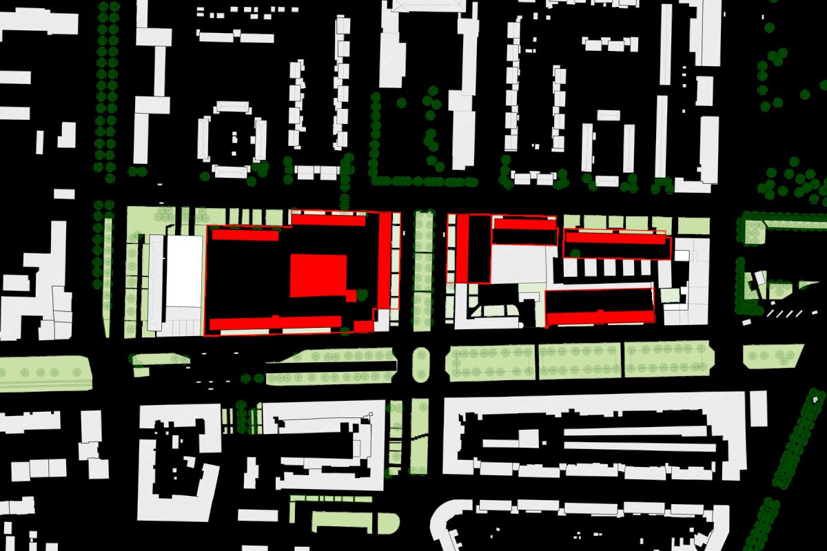 De Nijl Architecten - bouwblokstudie Blancefloerlaan