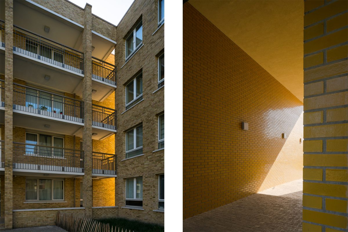 De Nijl Architecten - Woningbouw Brooklyn