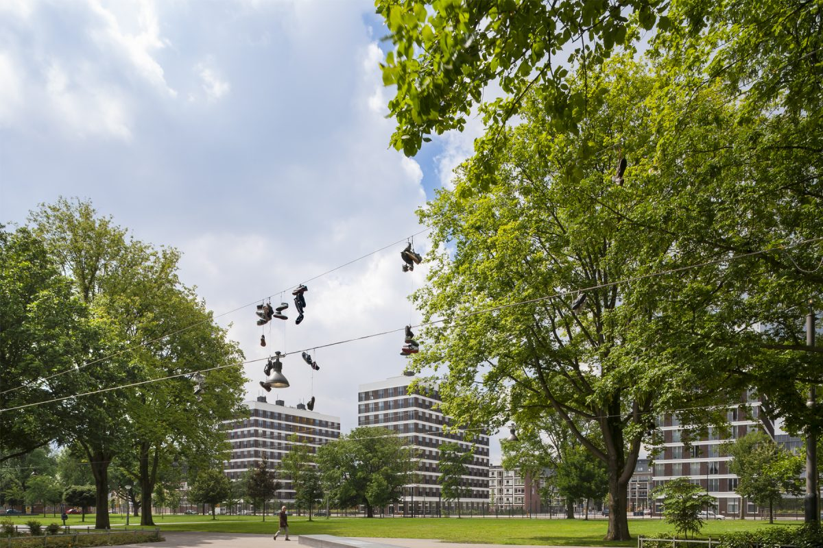 De Nijl Architecten - Parkrand