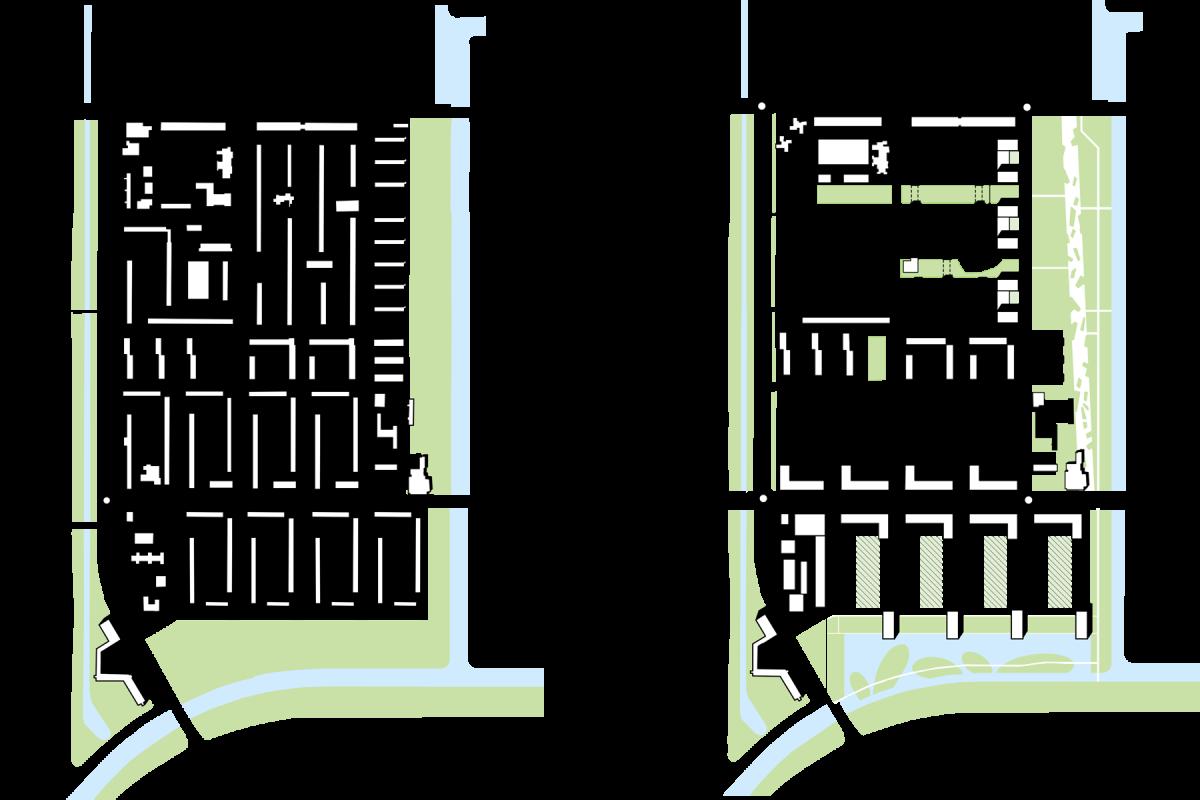 De Nijl Architecten - Stedenbouwkundig plan Zuidwestkwadrant