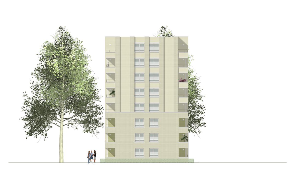 De Nijl Architecten - Parkzicht